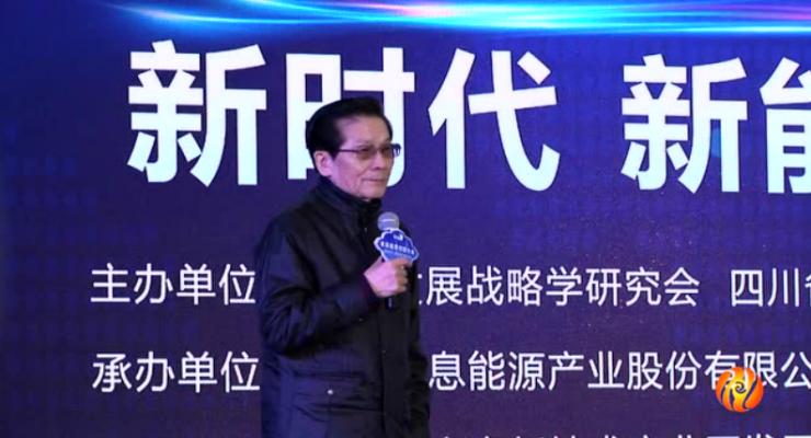 能源创新大会—十一届全国人大财经委副主任致辞